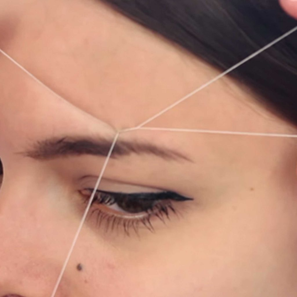 Forehead Threading Services in Cupertino, California